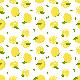 Lemon Fruit Seamless Pattern - GraphicRiver Item for Sale