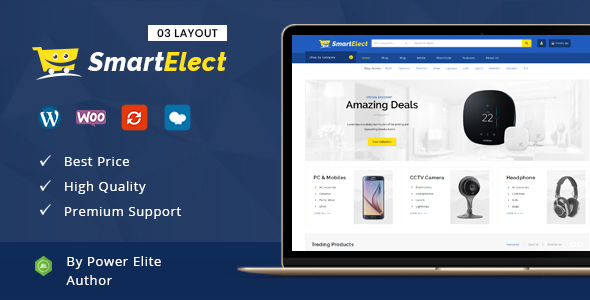 Review: SmartElect - Multipurpose WooCommerce Theme free download Review: SmartElect - Multipurpose WooCommerce Theme nulled Review: SmartElect - Multipurpose WooCommerce Theme
