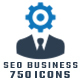 Seo Business Pro Icons - GraphicRiver Item for Sale