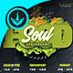 Soul Food Restaurant Menu Flyer Template - GraphicRiver Item for Sale