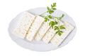Georgian homemade soft cheese. - PhotoDune Item for Sale