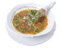 Georgian lamb soup with vegetables. - PhotoDune Item for Sale