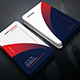 Vertical Modern Business Card - GraphicRiver Item for Sale