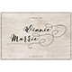 Winnie Marrie Script - GraphicRiver Item for Sale