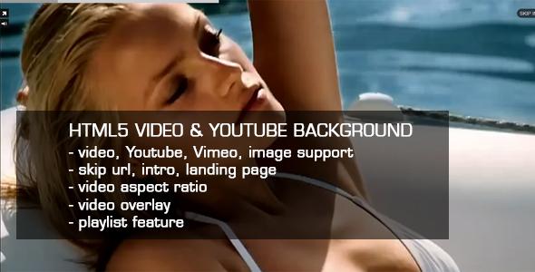 Codecanyon | HTML5 Video & Youtube background Free Download free download Codecanyon | HTML5 Video & Youtube background Free Download nulled Codecanyon | HTML5 Video & Youtube background Free Download