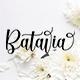 Batavia Script - GraphicRiver Item for Sale