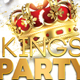 Kings Party - GraphicRiver Item for Sale