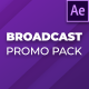 Broadcast Promo Pack - VideoHive Item for Sale