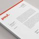 Letterhead - GraphicRiver Item for Sale