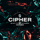 Cipher - Abstract Metal Foil Textures - GraphicRiver Item for Sale