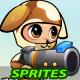 Dogie Boy 2D Game Sprites - GraphicRiver Item for Sale
