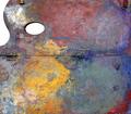 Old Artistic Palette - PhotoDune Item for Sale