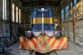 Old abandoned diesel locomotive - PhotoDune Item for Sale
