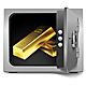 Storage Safe with Gold Bars - GraphicRiver Item for Sale