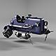 CAR Dragonfly - 3DOcean Item for Sale