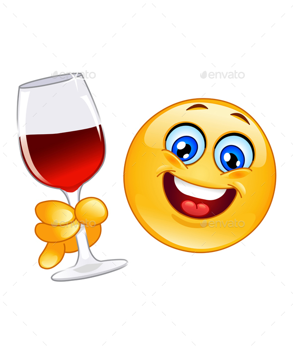 Cheers Emoticon