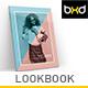 Magazine/Lookbook Template InDesign & Photoshop 10 - GraphicRiver Item for Sale