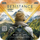 DJ Event Resistance Flyer - GraphicRiver Item for Sale