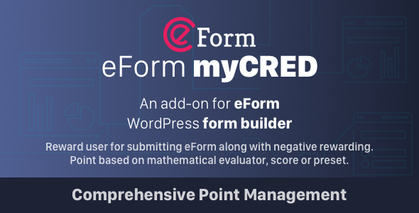 myCRED Integration for eForm