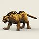 Fantasy Leopard - 3DOcean Item for Sale