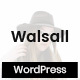Walsall - Minimal Agency WordPress Theme - ThemeForest Item for Sale