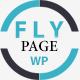 FlyPage - Minimalist Landing Page WordPress Theme - ThemeForest Item for Sale