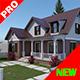 NEOarch Cottage SB 002 - 3DOcean Item for Sale