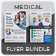 Medical Flyer Bundle 01 - GraphicRiver Item for Sale