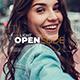 Light Open Slide - VideoHive Item for Sale