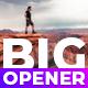 Big Typo Opener - VideoHive Item for Sale