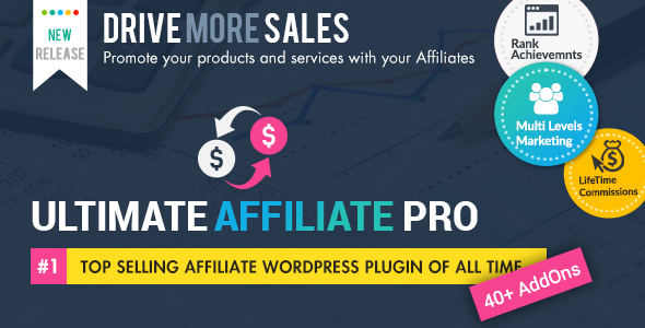 Ultimate Affiliate Pro WordPress PluginPrice : $41