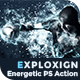 ExploXign - Energetic PS Action - GraphicRiver Item for Sale