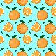 Orange Fruit Pattern - GraphicRiver Item for Sale