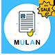 Mulan Resume / CV Template + RTL