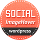 Social Image Hover for WordPress - CodeCanyon Item for Sale