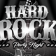Hard Rock Party Night - GraphicRiver Item for Sale
