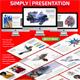 Simply Keynote Presentation - GraphicRiver Item for Sale
