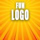 Upbeat Happy Intro Logo