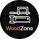 Woodzone - Carpenter HTML Template - ThemeForest Item for Sale
