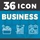 Elegant 36 Business icon - GraphicRiver Item for Sale