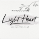 Light Heart - GraphicRiver Item for Sale