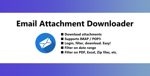 Email Attachment Downloader