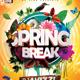 Spring Break Flyer - GraphicRiver Item for Sale