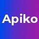 Apiko - Multipurpose Business PSD Template - ThemeForest Item for Sale