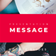 Message Multipurpose Google Slides Template - GraphicRiver Item for Sale