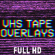 VHS Tape Noise Overlay Pack - VideoHive Item for Sale