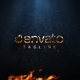 Fire Metal Logo - VideoHive Item for Sale