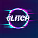 Glitch Logo - AudioJungle Item for Sale
