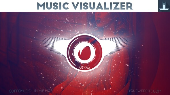 Audio Visualizer After Effects Templates from VideoHive