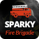 Sparky - Fire Brigade WordPress Theme - ThemeForest Item for Sale